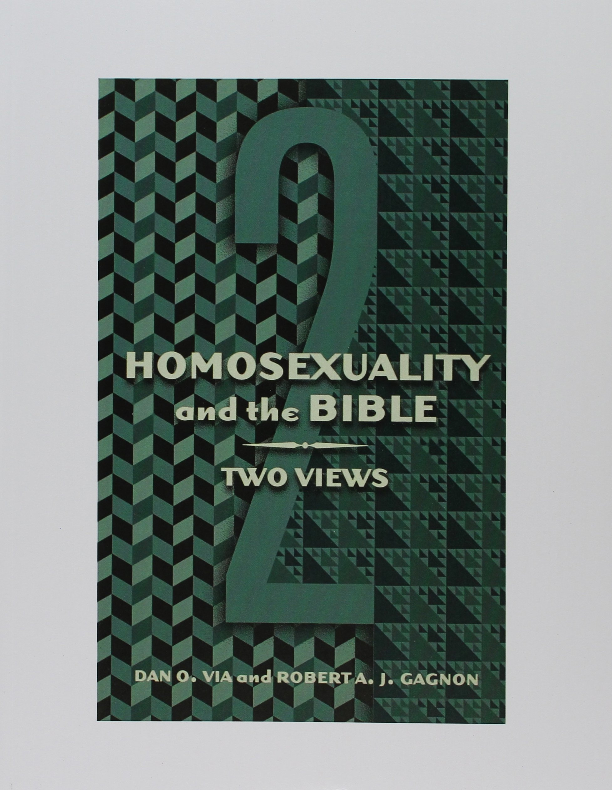 homosexuality and the bible two views robert a j gagnon dan o homosexuality and the bible two views robert a j gagnon dan o via com books