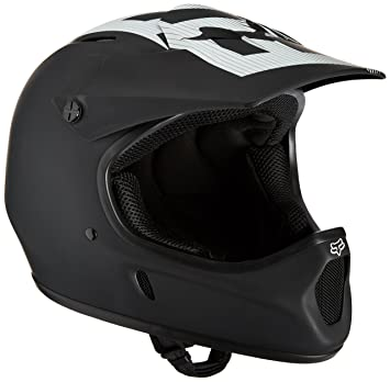 Fox Head Rampage Helmet, Matte Black, Small