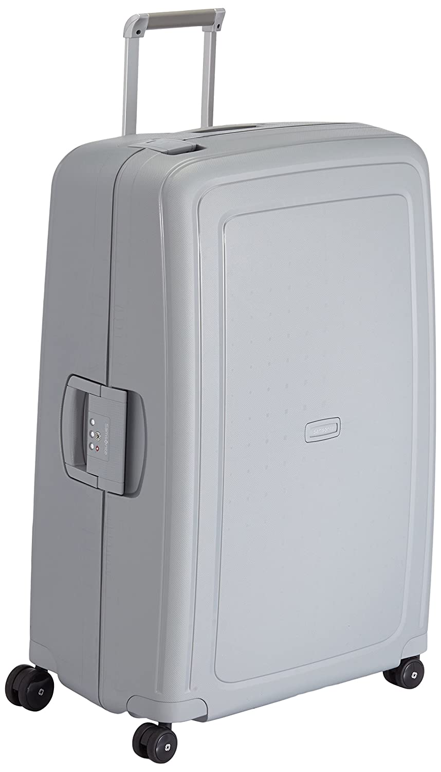 Samsonite S'Cure Spinner 81/30 Koffer, 55cm, 138 L, Silver 59244 1776 SILVER