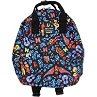 Loungefly x Coco Collage Nylon Mini Backpack (Multicolored, One Size)