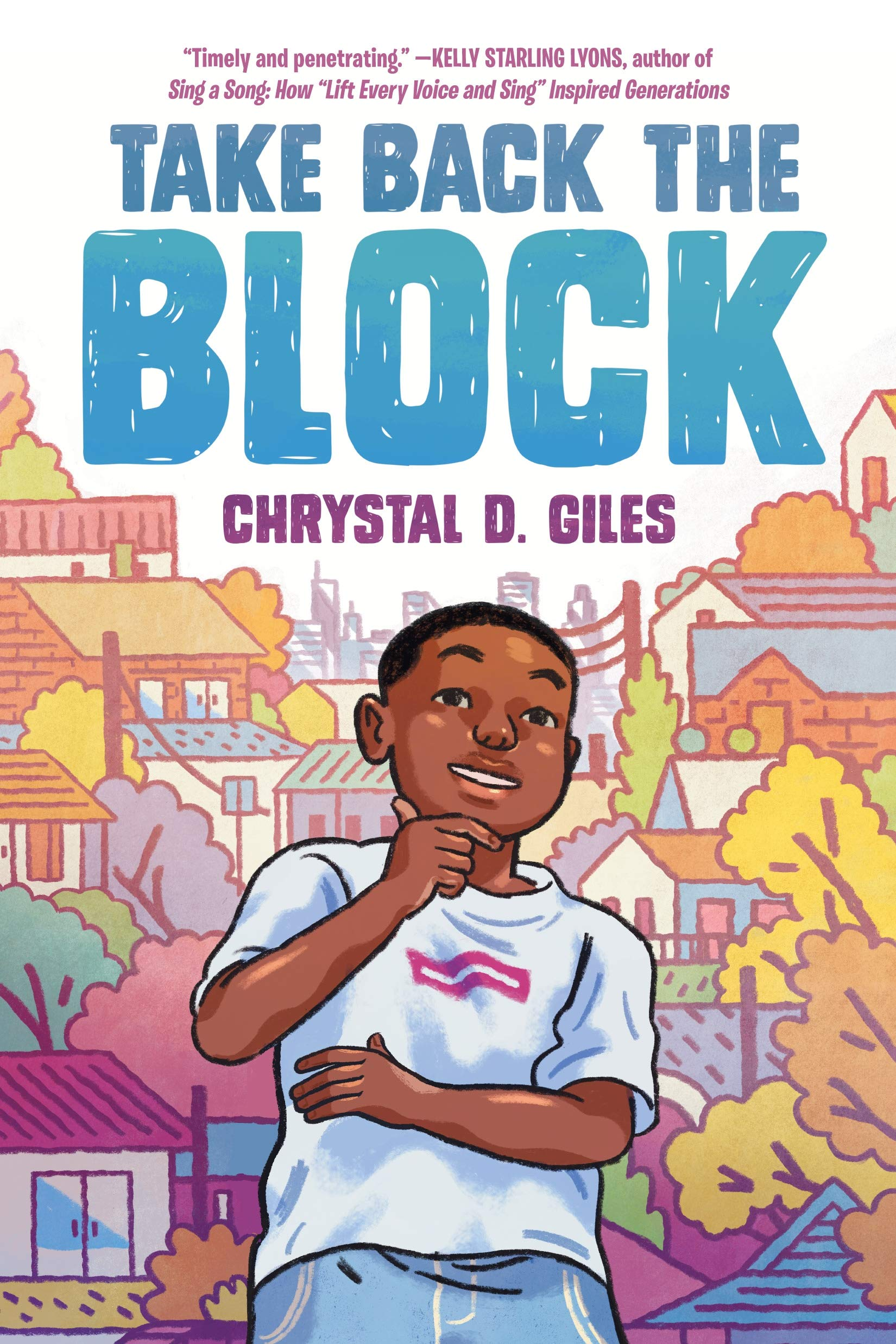 Take Back the Block - Books with Black Protagonists