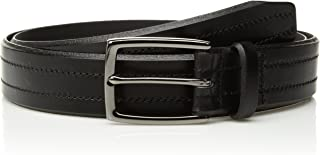 product image for Circa Leathergoods Men's Casual Italian Leather Belt