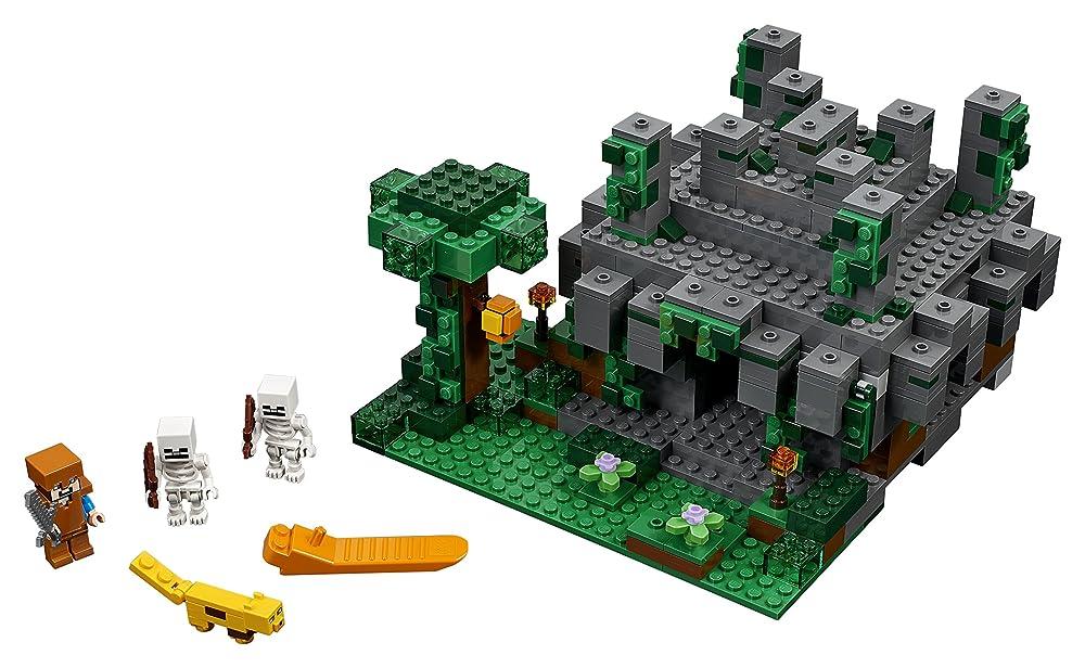 LEGO 乐高 21132 我的世界创意系列 丛林寺庙