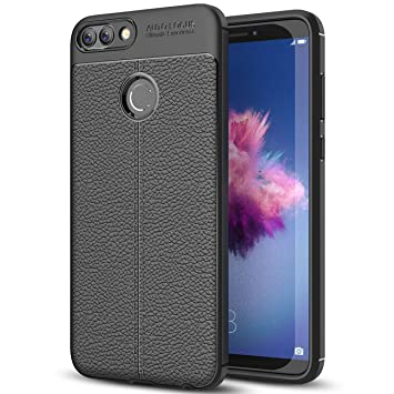 timeless design 0447b 0d9b7 Huawei P Smart Case, Huawei P Smart Faux Leather Case: Amazon.co.uk ...