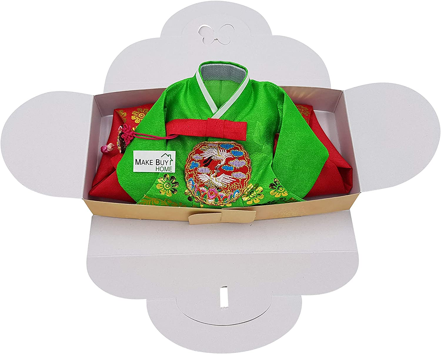 Make Buy Home Korean Traditional Dress Hanbok Wine Bottle Cover Majesty The Queen