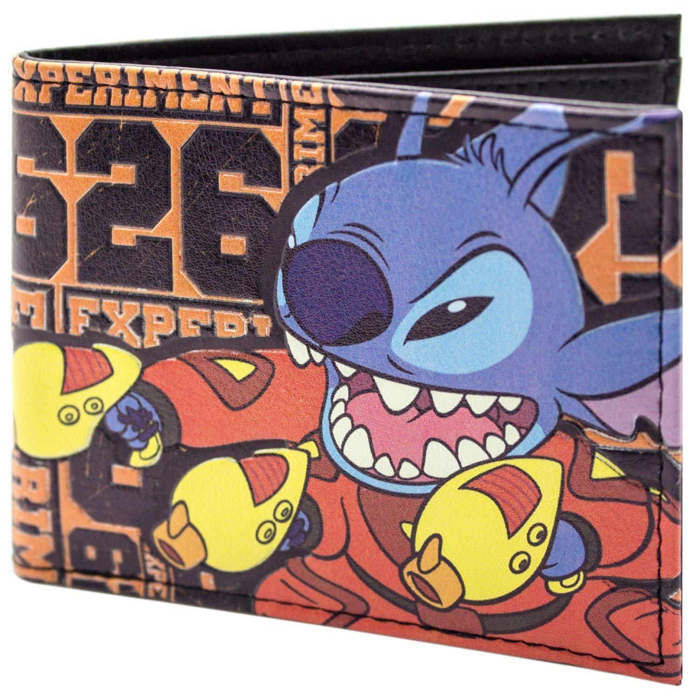 Cartera de Disney Lilo /& Stitch experimento 626 naranja