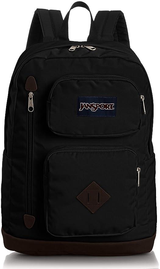 fee367036 Amazon.com: JanSport Unisex Austin Black One Size: Jansport: Sports ...