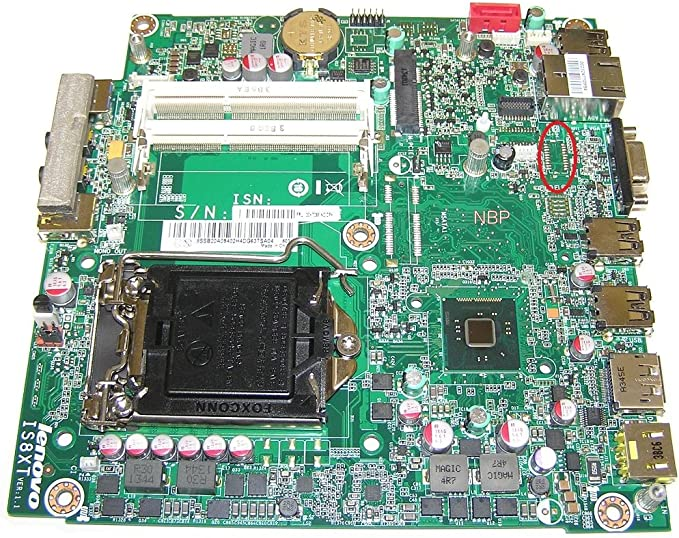 Genuine Lenovo ThinkCentre M73 M93 M93p Tiny Motherboard IS8XT