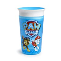 Munchkin Paw Patrol Miracle 360 Degree Sippy Cup, 9 Oz, Blue