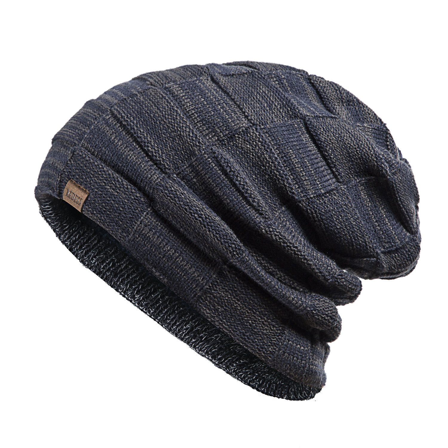 Slouchy Long Oversized Beanie Hat for Women and Men f448e5ee1532