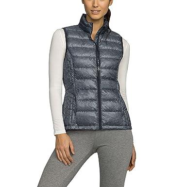 00387e2e737a2 32 Degrees Heat Womens Packable Down Vest at Amazon Women s Coats Shop