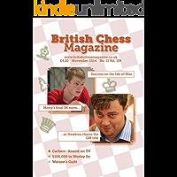 British Chess Magazine: November 2014