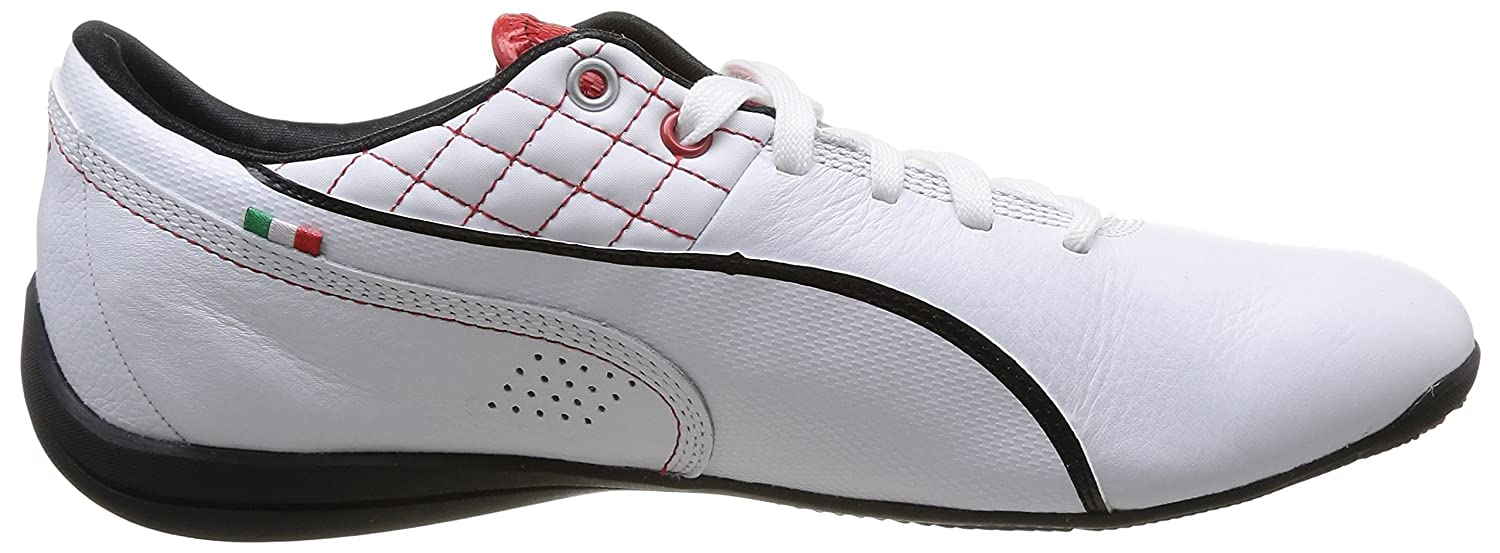 Puma Drift Cat 6 Sf Flash 305291/03, Men's Hi-Top Sneakers, White (White/Rosso  Corsa), 10.5 UK: Amazon.co.uk: Shoes & Bags