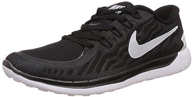 finest selection d95e0 1f53a ... promo code nike mens free run 5.0 black running shoes 8.5 uk india 43  eu ff0c2