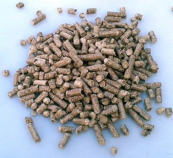 Madera pel Lets según DIN Plus Saco de 30 kg Ware (2 bolsas a 15