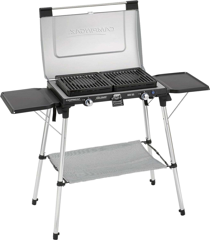 Campingaz Cuisinière à gaz Stove&Grill 600 SG 2x 2200
