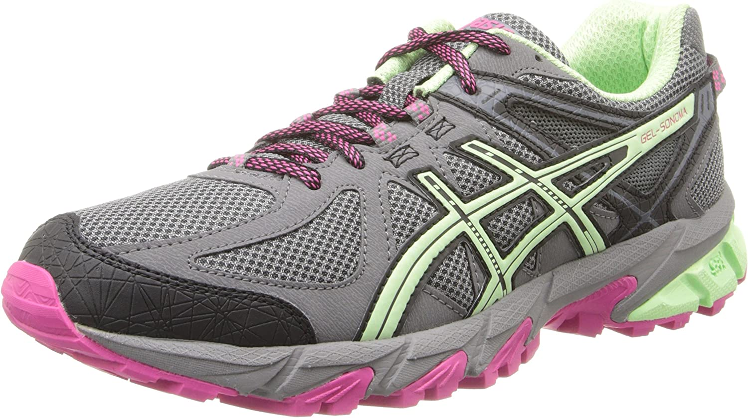ASICS Women s GEL-Sonoma Trail Running Shoe