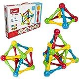 Goobi Juniors 40 Piece Construction Set   STEM Learning   Educational Building Toy   Assorted Colors