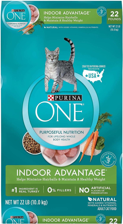 Comida para gatos de Purina One