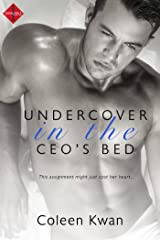 Undercover in the CEO's Bed (The Rochesters)