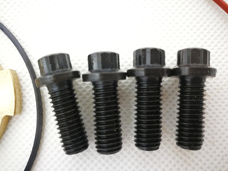 60 Ford Powerstroke Garrett Gt3782va Gt3788va Turbo Duramax Fuel Filter Prime Rebuild Kit Automotive