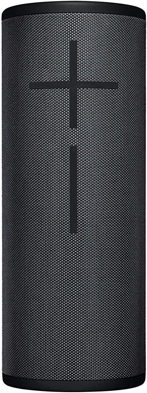 Ultimate Ears Megaboom 3 Altavoz Portátil Inalámbrico Bluetooth, Graves Profundos, Impermeable, Flotante, Conexión Múltiple, Batería de 20 h, color Negro