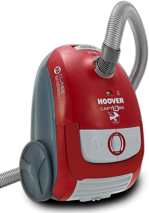 Hoover Capture CP 09 - Aspirador con bolsa, control de potencia electrónica: Amazon.es: Hogar
