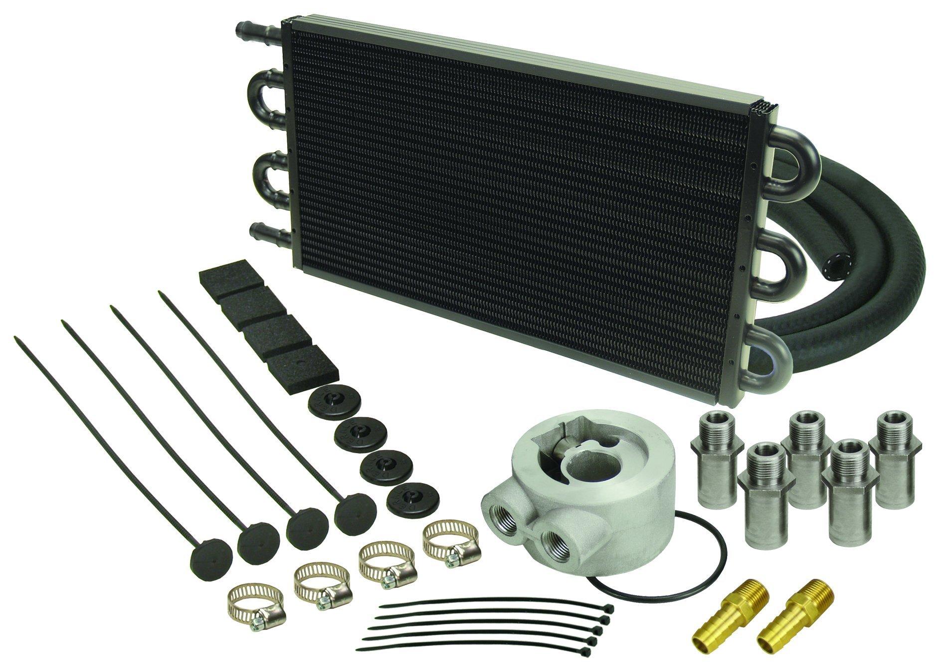 Derale 15502 Engine Oil Cooler Kit