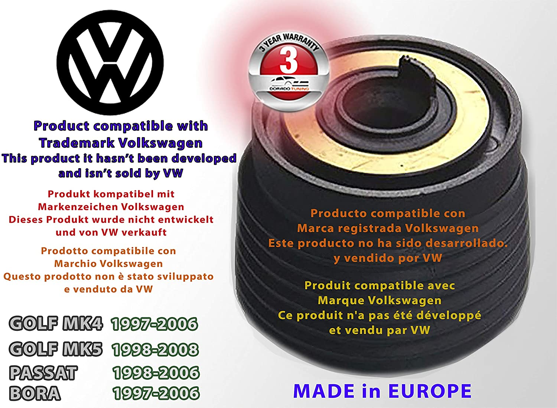 DTi 540 DoradoTuning Mozzo per Volante Boss Kit Adattatore Hub
