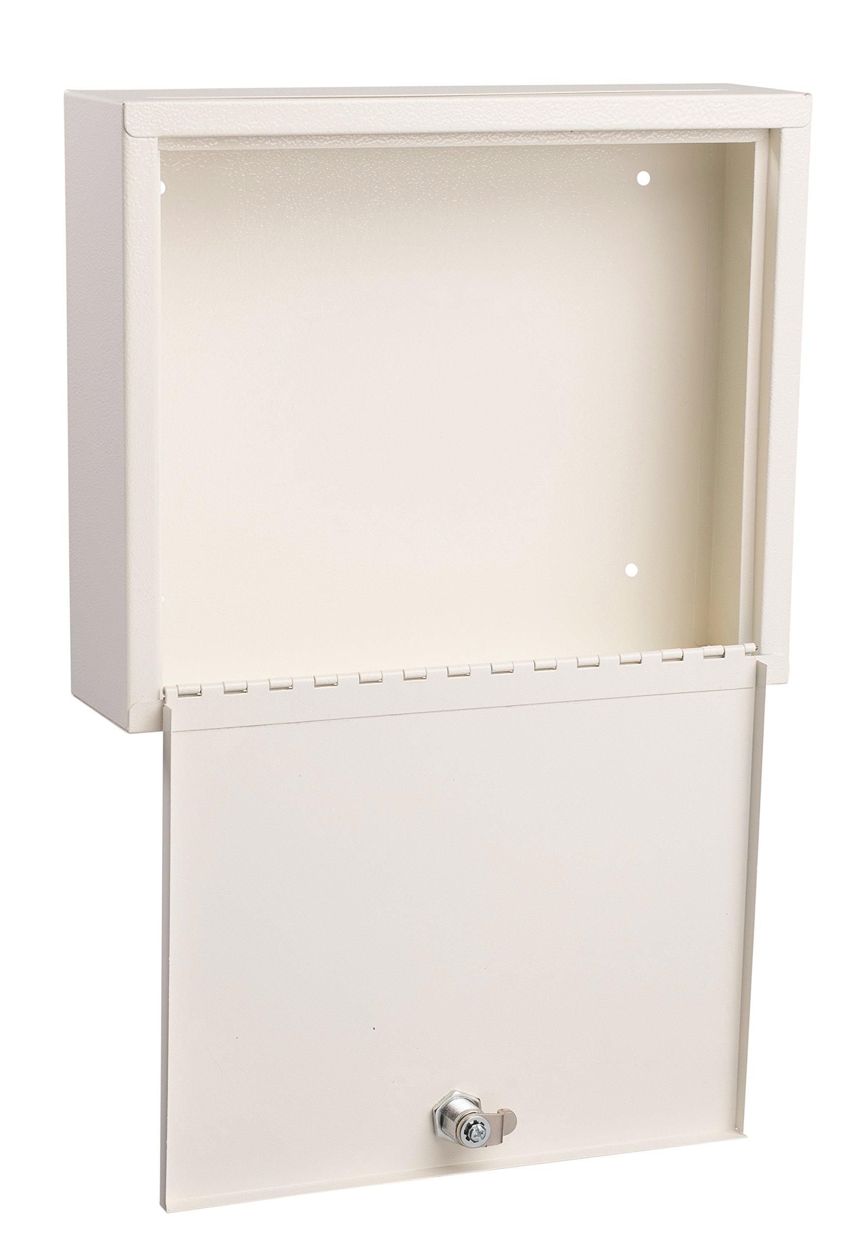 Adir Corp. Multi Purpose Large Size Suggestion Box (White) by Adir Corp. (Image #2)