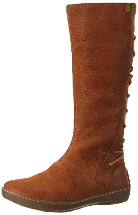 El Naturalista Nd16 Pleasant Bee, Botas para Mujer, Marrón (Wood), 36