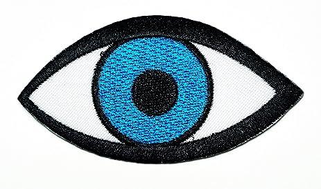 Amazon Hho Blue Eye Eyeball Tattoo Eye Eyeball Tattoo Cartoon