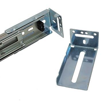 Sk  Gliderite Hardware Sk  Face Frame Rear Mounting Drawer Slide Socket