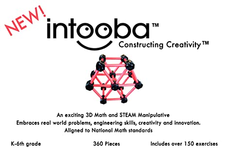 Amazon.com: Intooba Math/STEM Construction Kit: Toys & Games