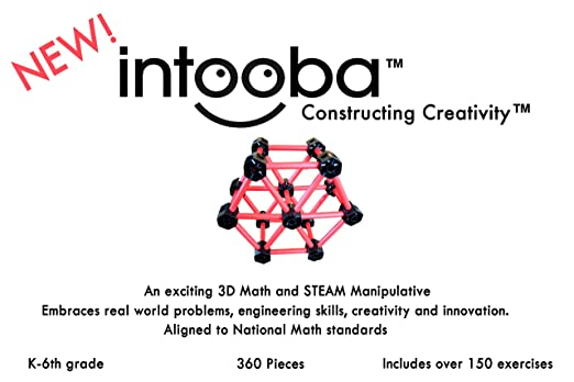 Amazon.com: Intooba Math/STEM Construction Kit: Toys & Games
