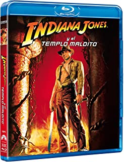 Indiana Jones: El Tempo Maldito [Blu-ray]