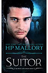 The Suitor: A Vampire Romance Series (The Bryn and Sinjin Series Book 5) Kindle Edition