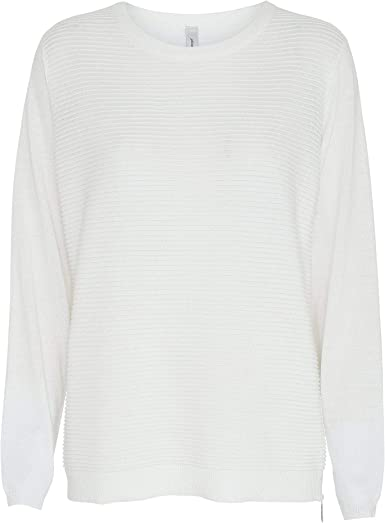 Soyaconcept White Sweater 32671