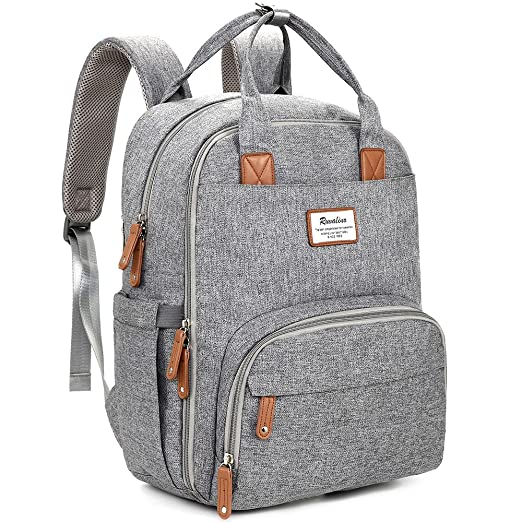 Diaper Bag backpack by RUVALINO
