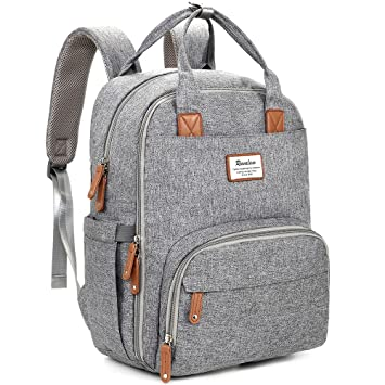 Amazon.com : Diaper Bag Backpack, RUVALINO