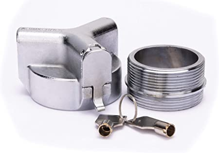 Locking Fuel Tank Cap Stainless Steel For Security Safety and Reliability