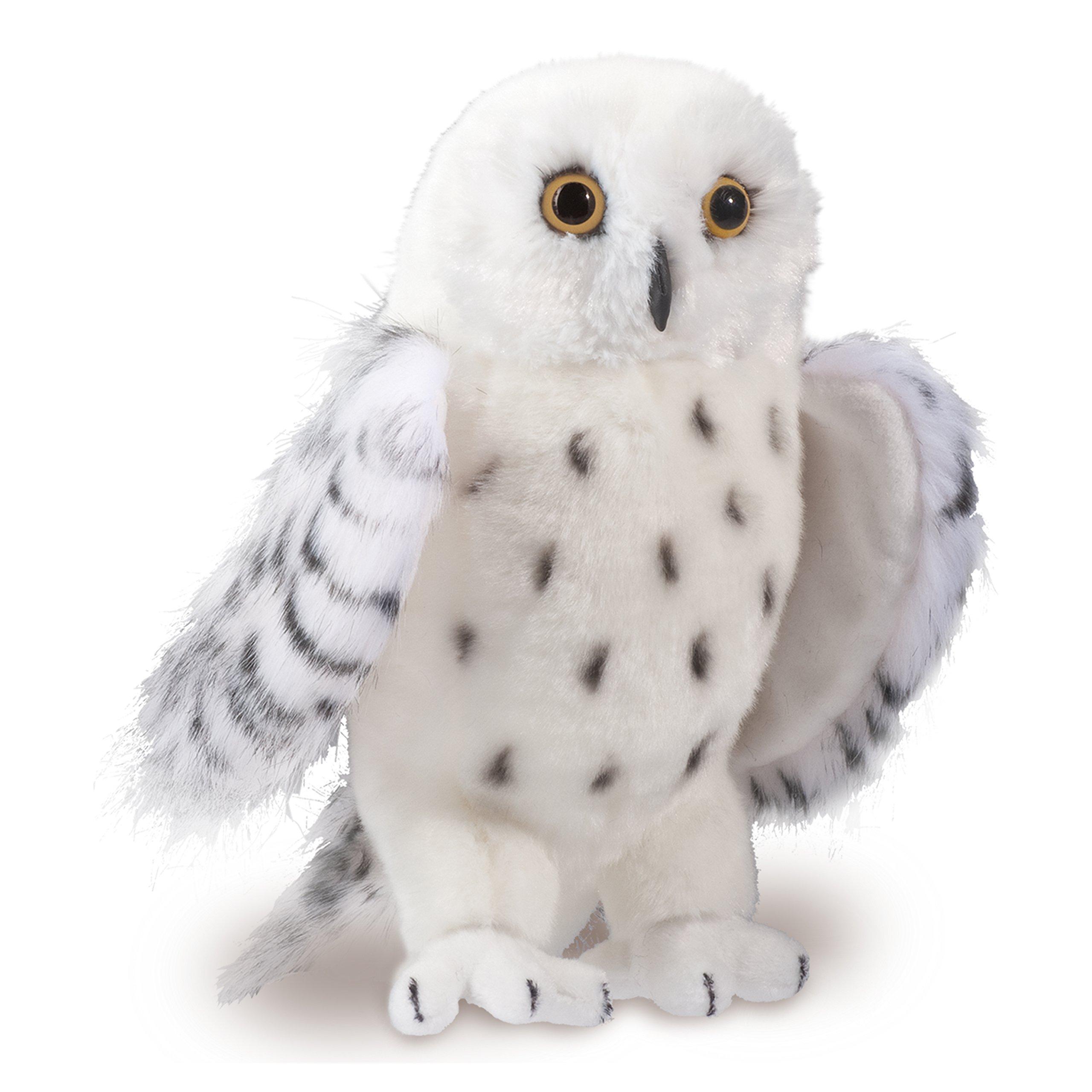 Douglas Cuddle Toys Legend Snowy Owl Stuffed Plush Animal by Douglas
