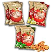 Chips de tomate, 6 paquetes (6x 30 g)