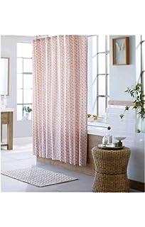 Threshold Pinwheel Shower Curtain