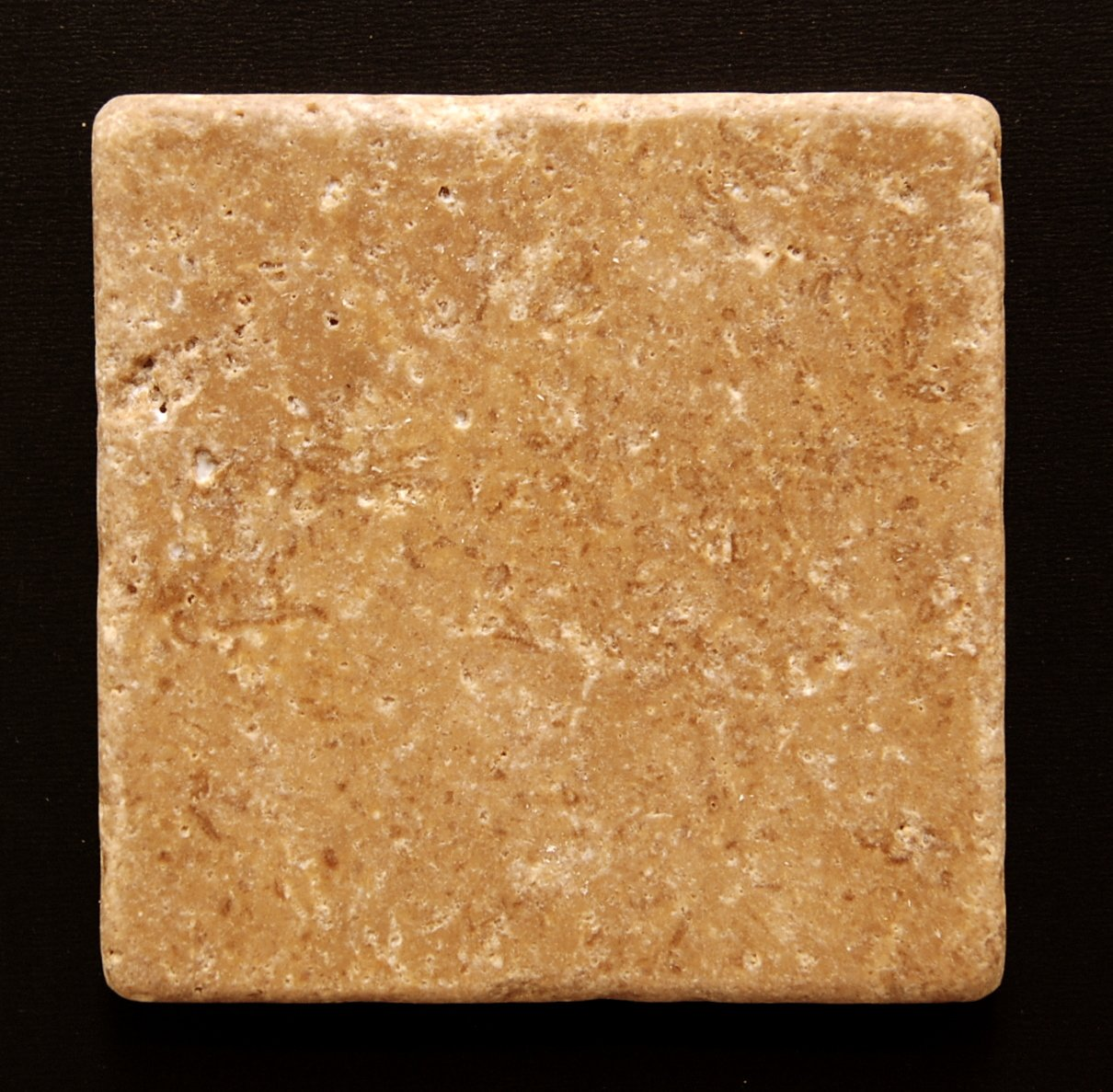 Noce 18X18 Travertine Tumbled Tile