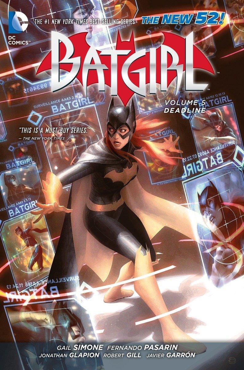 Batgirl Vol. 5: Deadline (The New 52) (Batgirl, The New 52!) pdf epub