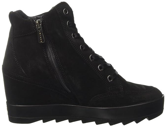 IGI&Co Damen 8800000 Desert Boots, Nero (Scam.Super10/12), 38 EU