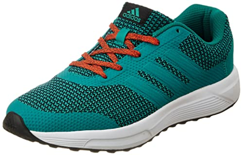 best authentic e617a 1680b Adidas Mens Helkin M Eqtgrn, Cblack and Eneora Running Shoes - 8 UKIndia