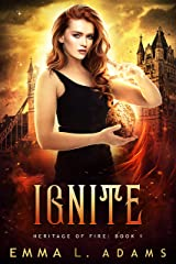 Ignite (Heritage of Fire Book 1) Kindle Edition