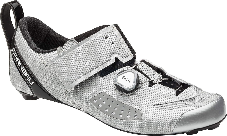 Mens Tri Air Lite Triathlon Bike Shoes Louis Garneau